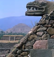 Quetzacoatal & Temple of the Sun